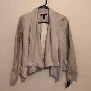 INC International Concepts Jackets & Coats - INC Jacket - Beige